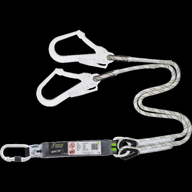 Σύστημα ανακοπής πτώσης με απορρόφηση ενέργειας KRATOS SAFETY FA3060015