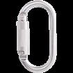 Σύνδεσμος  - Καραμπίνερ KRATOS SAFETY STEEL QUARTER TURN LOCKING  KARABINER FA5022418