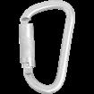 Σύνδεσμος  - Καραμπίνερ KRATOS SAFETY STEEL QUARTER TURN LOCKING  KARABINER FA5022523B