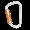 Σύνδεσμος  - Καραμπίνερ KRATOS SAFETY ALUMINIUM TRIPLE ACTION LOCKING KARABINER FA5030222B