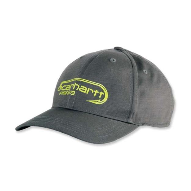 ΚΑΠΕΛΟ CARHARTT 103631 FORCE EXTREMES FISH HOOK LOGO CAP SHADOW 103631