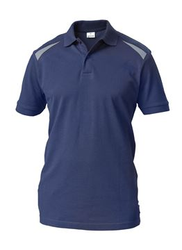 POLO Μπλουζάκι  ΕΡΓΑΣΙΑΣ SIGGI TASK 2 POLO SHIRT SS BLUE