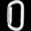Σύνδεσμος  - Καραμπίνερ KRATOS SAFETY ALUMINIUM QUARTER TURN LOCKING KARABINER FA5021914B