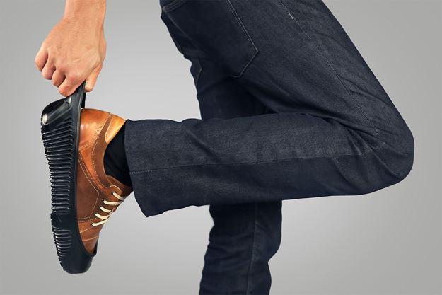Προστατευτικό παπουτσιών TIGER GRIP EASY GRIP BLACK OVERSHOE