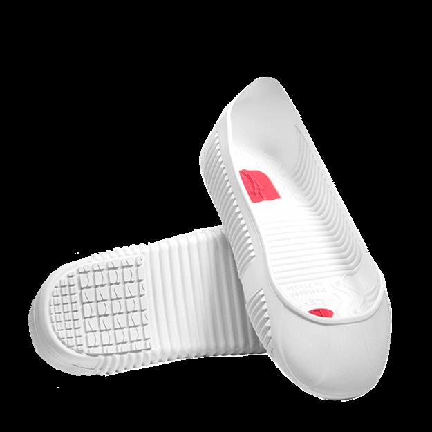 Προστατευτικό παπουτσιών TIGER GRIP EASY GRIP WHITE OVERSHOE