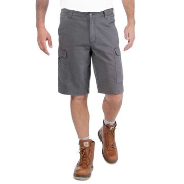 Βερμούδα 103542 RIGBY RUGGED CARGO SHORT SHADOW CARHARTT