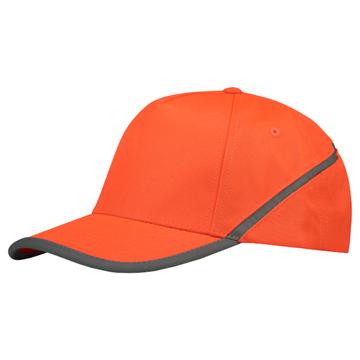 ΚΑΠΕΛΟ TRICORP WORKWEAR REFLECTIVE CAP 653002 ORANGE