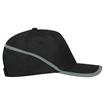 ΚΑΠΕΛΟ TRICORP WORKWEAR REFLECTIVE CAP 653002 BLACK