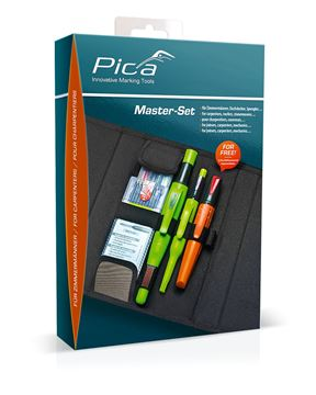 PICA MASTER SET CARPENTER