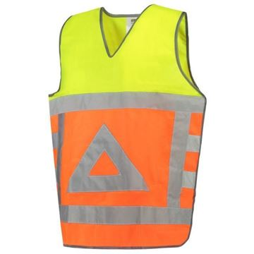 ΓΙΛΕΚΟ TRICORP SAFETY TRAFFIC MARSHALS TABARD