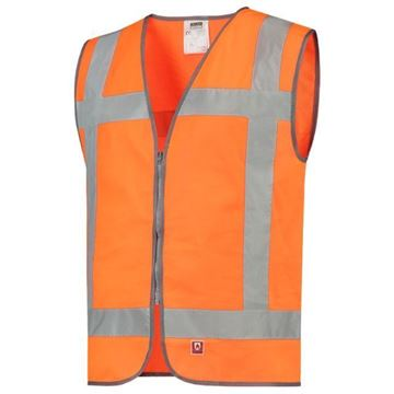 ΓΙΛΕΚΟ TRICORP SAFETY RWS FLAME RETARDENT SAFETY JACKET ORANGE
