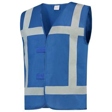 ΓΙΛΕΚΟ TRICORP SAFETY REFLECTIVE VEST ROYAL BLUE