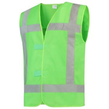 ΓΙΛΕΚΟ TRICORP SAFETY REFLECTIVE VEST LIME GREEN