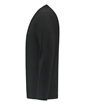 ΒΑΜΒΑΚΕΡΟ ΜΠΛΟΥΖΑΚΙ  TRICORP CASUAL TL190 LONG SLEEVE T-SHIRT 101006 BLACK