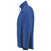 SOFTSHELL TRICORP WORKWEAR BI-COLOUR 402002 ROYAL BLUE - NAVY