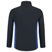 SOFTSHELL TRICORP WORKWEAR BI-COLOUR 402002 NAVY ROYAL BLUE