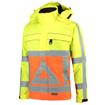 UNISEX ΜΠΟΥΦΑΝ TRICORP SAFETY TRAFFIC MARSHAL'S PARKA 403001