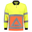 UNISEX ΠΟΛΟ ΜΠΛΟΥΖΑ TRICORP SAFETY TRAFFIC MARSHAL'S POLO 203002