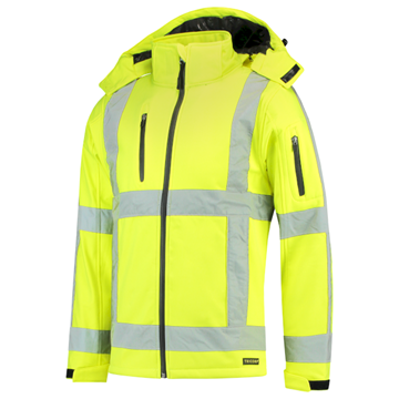 UNISEX ΜΠΟΥΦΑΝ TRICORP SAFETY RWS SOFTSHELL 403003 YELLOW