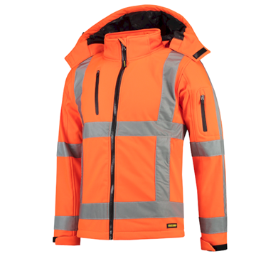UNISEX ΜΠΟΥΦΑΝ TRICORP SAFETY RWS SOFTSHELL 403003 ORANGE