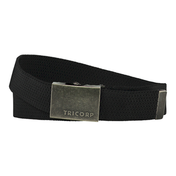 ΖΩΝΗ TRICORP WORKWEAR STRETCH BELT 652003 BLACK