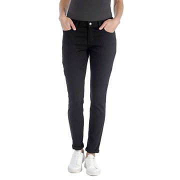 ΓΥΝΑΙΚΕΙΟ ΤΖΗΝ ΠΑΝΤΕΛΟΝΙ CARHARTT SLIM FIT LAYTON SKINNY LEG DENIM 102734 ONYX BLACK