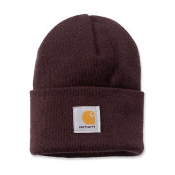 ΣΚΟΥΦΟΣ WATCH HAT 643 DEEP WINE - CARHARTT