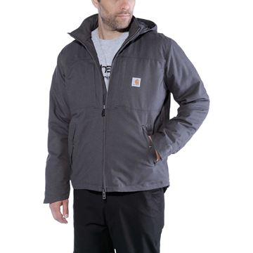 ΜΠΟΥΦΑΝ QUICK DUCK FULL SWING CRYDER JACKET 102207 SHADOW - CARHARTT