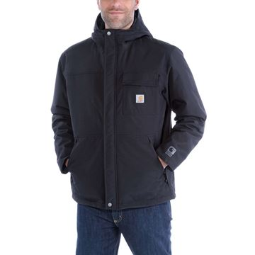 ΜΠΟΥΦΑΝ INSULATED SHORELINE JACKET 102702 BLACK - CARHARTT