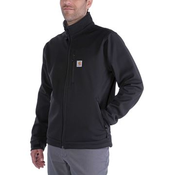 ΜΠΟΥΦΑΝ CROWLEY JACKET 102199 BLACK - CARHARTT