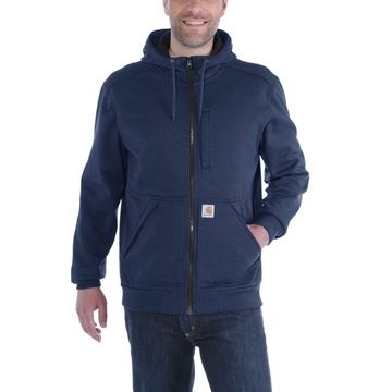 ΖΑΚΕΤΑ WIND FIGHTER SWEATSHIRT 101759 NAVY - CARHARTT
