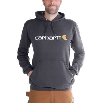 Μπλούζα SIGNATURE LOGO HOODED SWEATSHIRT 100074 CBH - CARHARTT