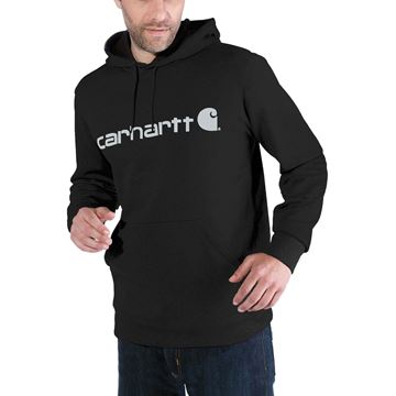 Μπλούζα FORCE EXTREMES SIGNATURE GRAPHIC HOODED SWEATSHIRT 102314 BLK - CARHARTT