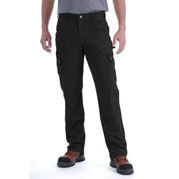 Παντελόνι B342 RIPSTOP CARGO WORK PANT BLK - CARHARTT