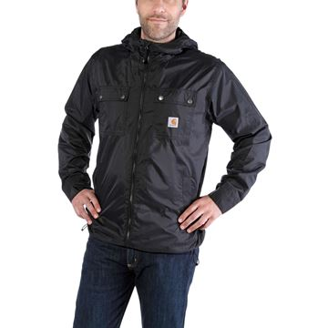 ΜΠΟΥΦΑΝ ROCKFORD JACKET 100247 BLACK - CARHARTT