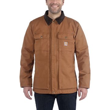 ΜΠΟΥΦΑΝ FULL SWING TRADITIONAL COAT 103283 BROWN - CARHARTT