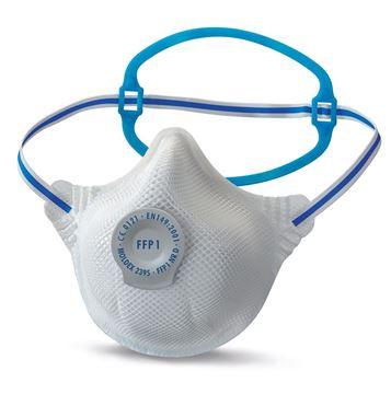 Μάσκα μιας χρήσης MOLDEX SMART  SOLO 2395 FFP1 NR D Ventex Valve