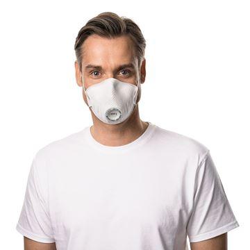 Μάσκα μιας χρήσης MOLDEX CLASSIC  2405 FFP2 NR D - Ventex Valve