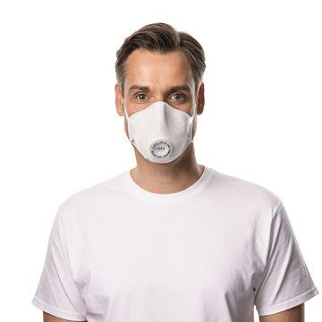 Μάσκα μιας χρήσης MOLDEX SMART  2485 FFP1 NR D Ventex Valve