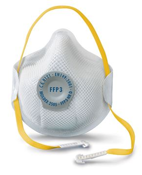 Μάσκα μιας χρήσης MOLDEX SMART  2505 FFP3 NR D Ventex Valve