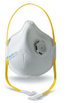 Μάσκα μιας χρήσης MOLDEX SMART POCKET 2575 FFP3 NR D Ventex Valve