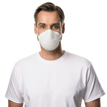 Μάσκα μιας χρήσης MOLDEX AIR 3100 FFP2 NR D TYP IIR2