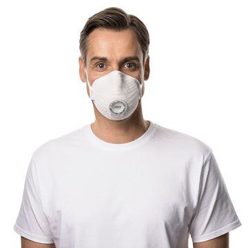 Μάσκα μιας χρήσης MOLDEX AIR  3105 FFP2 NR D Vendex Valve