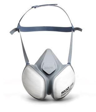 Μάσκα ημίσεως προσώπου MOLDEX COMPACT 5330 FFAΒΕ1P3 R D