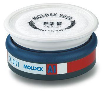 Προσυναρμολογημένα φίλτρα 9120 A1P1R MOLDEX