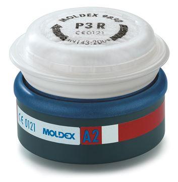 Προσυναρμολογημένα φίλτρα 9230 A2P3R MOLDEX