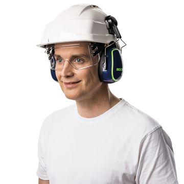 Ακουστικά για κράνη MOLDEX MΧ7  6140