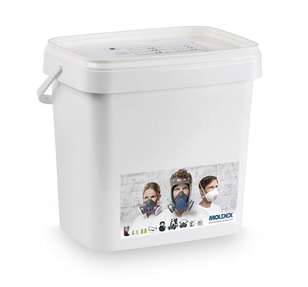 Κουτί αποθήκευσης και μεταφοράς για μάσκες full face της MOLDEX 9995