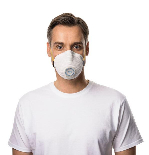 Μάσκα πολλαπλών χρήσεων MOLDEX AIR SEAL 3705 FFP3 R D