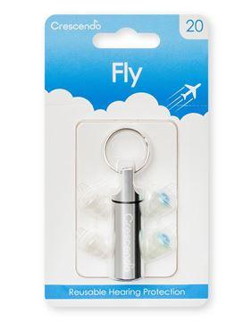Ωτοασπίδες με τεχνολογία φίλτρων Crescendo Fly 20